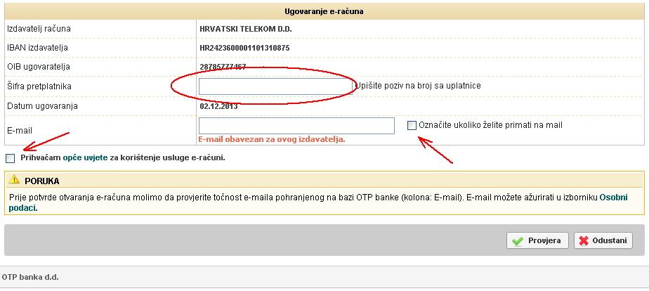 Primjer e-poruke za upoznavanje putem interneta